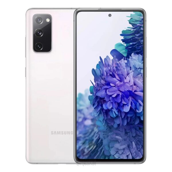 Galaxy-S20-FE-White-Render-Leak
