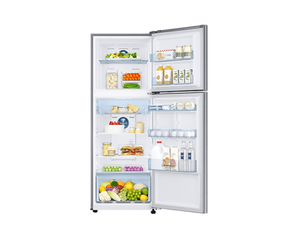 in-top-mount-freezer-rt34t4533slhl-rt34t4533sl-hl-frontopenwithfoodsilver-206602654