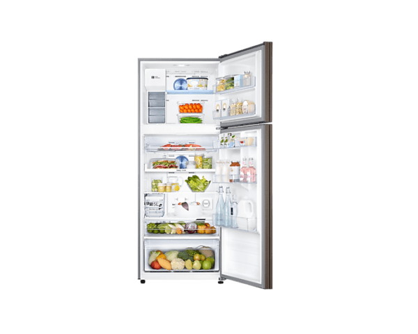 in-top-mount-freezer-rt49r6738dx-rt49r6738dx-tl-frontopenwithfoodbrown-187112113