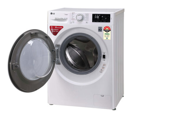 FHT1265ZNW-Washing-Machines-Right-View-Open-DZ-08