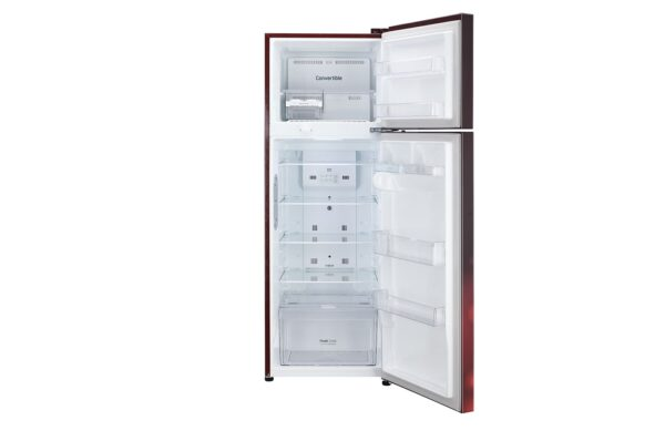 GL-T322RSCY-Refrigerators-Front-View-Door-Open-Without-Content-DZ-07
